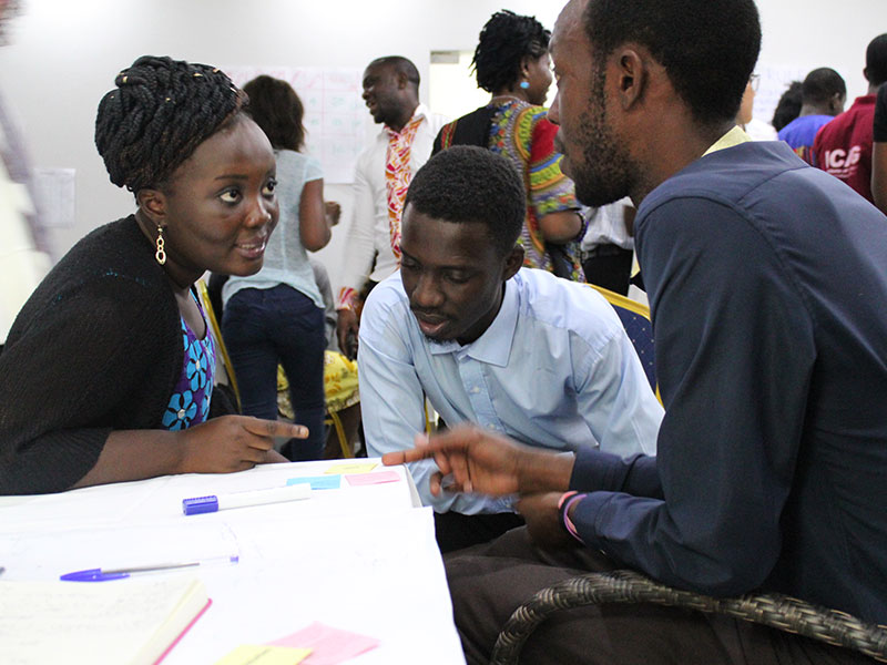 Entrepreneurial Training in Ghana